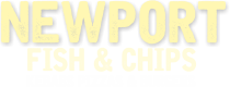 Newport Fish and Chips Logo - Landscape small